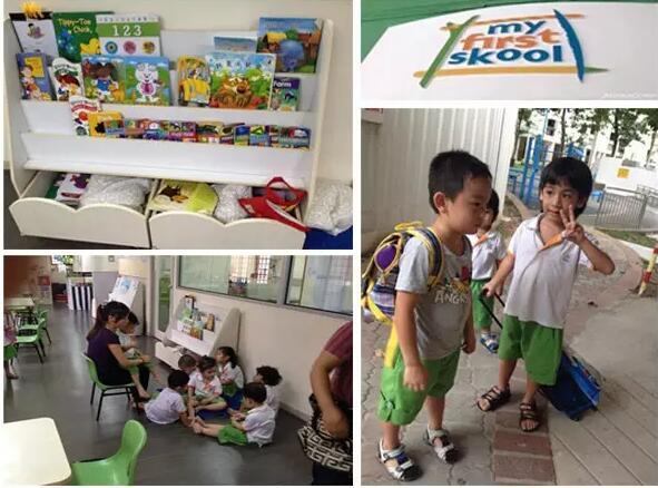 新加坡公立幼儿园2016最新学费清单